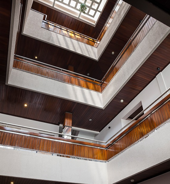 Norfolk Hotel Inner View